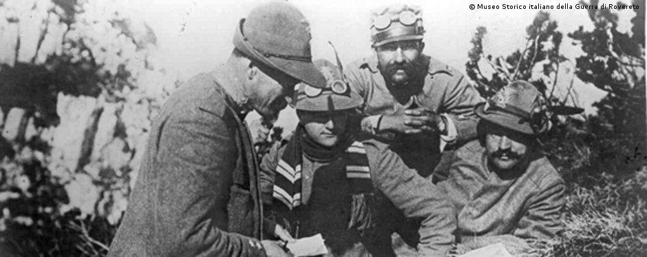 Giuseppe Ungaretti guerra