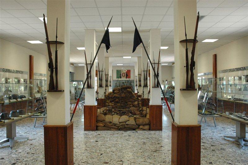 Museo della grande guerra casa iii armata di redipuglia for Grande design della casa