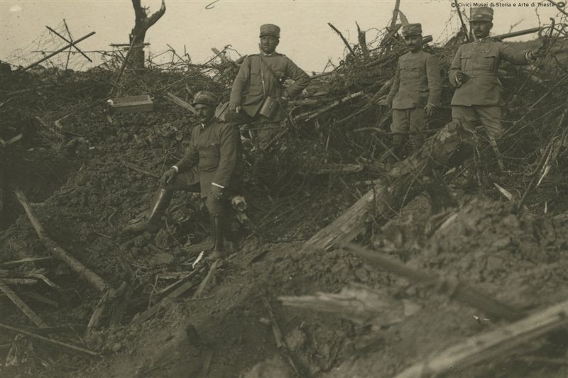 The fifth battle of the isonzo la quinta battaglia dellisonzo sciox Gallery