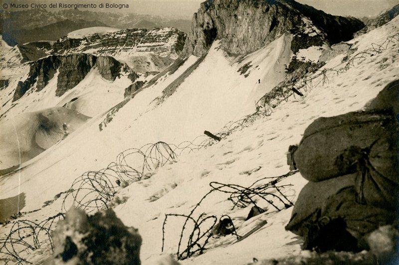 Le azioni sul massiccio del pasubio nell 39 ottobre 1916 - La finestra di fronte andrea guerra ...